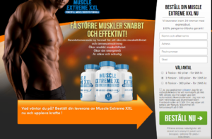 Muscle Extreme XXL Recension