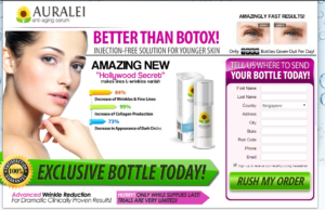 Auralei Anti Aging Serum