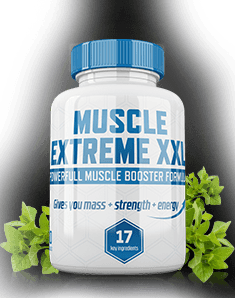 Muscle Extreme XXL Bluff